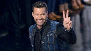 getlinkyoutube.com-Ricky Martin explicó a su hijo cómo nació