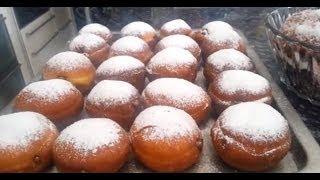 getlinkyoutube.com-Recette de grand mère pour beignets au sucre