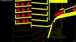 getlinkyoutube.com-VIRTUAL MARBLE RUN - I - (edited) [Algodoo]