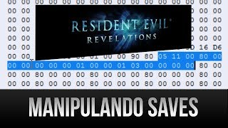 getlinkyoutube.com-Resident Evil Revelations - Manipulando saves