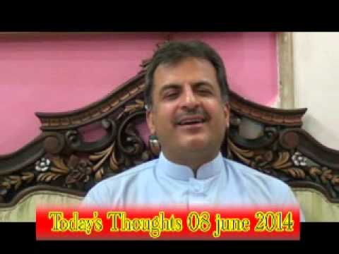 Sandesh of Sai Satram das Sahib in Hindi  by Sai Sadhram Sahib on  8th june 2014