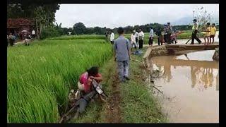 "Full TKP - Polisi Gerebek ""Kampung Motor Bodong"" Di Pati (Jateng)"