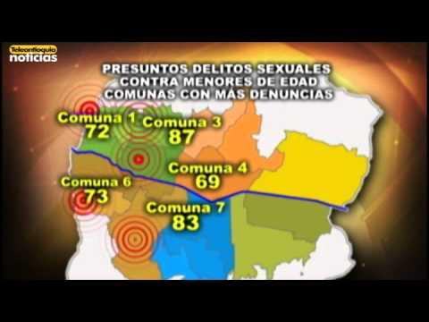 Casos de violación de menores suben 31%