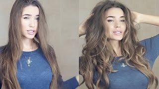 Как Накрутить Красивые Локоны /Уход за Волосами /Стоит Купить Tangle Teezer или Dessata?