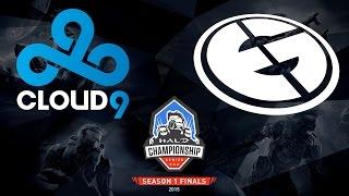 getlinkyoutube.com-Halo - Cloud 9 vs. Evil Geniuses - Halo Championship Series - Season 1 - Semifinal