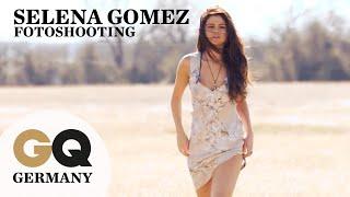 Sexy Fotoshoot mit Selena Gomez | GQ Behind The Scenes | fashion | bikini | interview