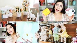getlinkyoutube.com-Vlog & Spring Home Decor Haul   Target, TJMaxx, Hobby Lobby