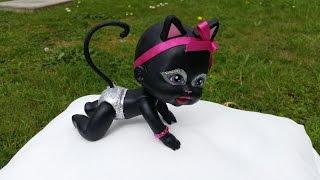 getlinkyoutube.com-Monster High Baby - Catty Noir