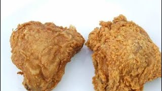 getlinkyoutube.com-How to cook kfc original fried chicken recipe | kfc original chicken recipe at home