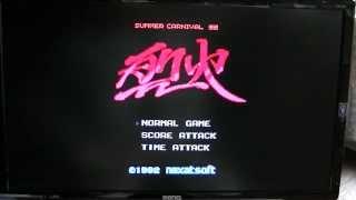 getlinkyoutube.com-レトロフリークでサマーカーニバル'92烈火とレンダリング・レンジャーR2をプレイしてみた