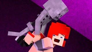 getlinkyoutube.com-SKELETON PORN N' ORGASMS!!! (Minecraft PacMan w/Halaro)