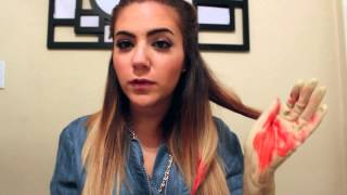 getlinkyoutube.com-REDKEN Color Rebel Hair Tutorial