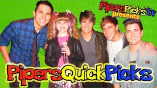 BIG TIME RUSH Interview with Tween Reporter PIPER REESE at HOUSE of BLUES for UNICEF (PQP 086)