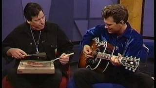 getlinkyoutube.com-Denton's Rock & Roll Show - Part 1 - Chris Isaak