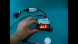 getlinkyoutube.com-เครื่องควบคุมอุณหภูมิ Ewlley EW-988H ราคา 650 บาท โทร 0878718889