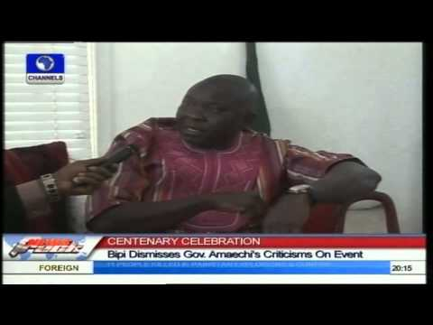 Hon. Bipi Dismisses Amaechi's Criticism On Centenary Celebration