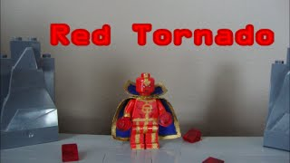 getlinkyoutube.com-Custom Lego Red Tornado updated minifigure