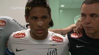 getlinkyoutube.com-BASTIDORES - Cruzeiro 0 x 4 Santos