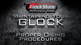 getlinkyoutube.com-Maintaining Your Glock - Part 1
