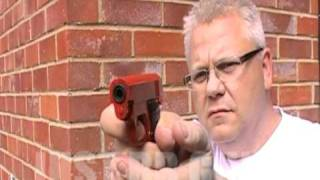 K18 AIRSOFT BB GUN RED