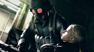getlinkyoutube.com-Resident Evil 5 Mod - Hunk Re4 O Fodão 100% ( Wesker e Jill Fight)