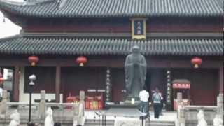 getlinkyoutube.com-Chiny. Nanjing. Świątynia Konfucjusza. 南京. 孔庙