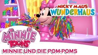 getlinkyoutube.com-Disney Junior - Minnie Toons - Folge 1: Minnie und die Pom-Poms