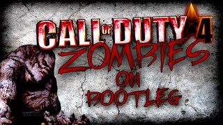 getlinkyoutube.com-Cod 4 Zombies on Bootleg (MW3 Map Remake) Live Commentary/Gameplay