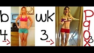 getlinkyoutube.com-P90X3 - 3 WEEK RESULTS