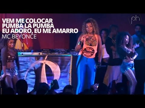 Ludmilla (MC Beyonce) - Vem Me Colocar / Pumba La Pumba / Eu Adoro, Eu Me Amarro @ Pheeno TV