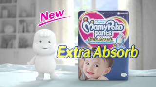 getlinkyoutube.com-Unicharm Mamy Poko Pants Commercial 2015 – Cricket – Hindi
