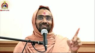 Swami Krushnaswarupdasji in Perth   Satsang