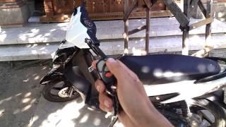 getlinkyoutube.com-Menyalakan Sepeda Motor dengan Remote
