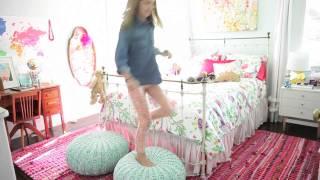 getlinkyoutube.com-How to Style a Girls Room