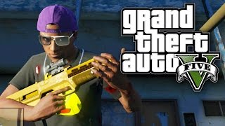 getlinkyoutube.com-GTA THUG LIFE #85 - HOW TO START A WAR! (GTA V Online)