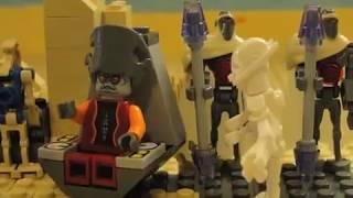 getlinkyoutube.com-Lego Star Wars: Battle Of Tatooine (Unedited)