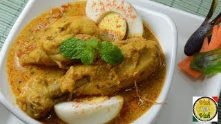 getlinkyoutube.com-Dum Ka Chicken - Traditional Cooking Method - By VahChef @ VahRehVah.com
