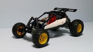 getlinkyoutube.com-LEGO Technic PF Buggy 2