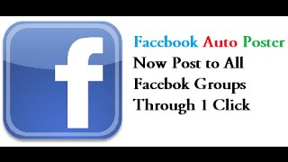 طريقة النشر التلقائي علي جروبات الفيس بوك