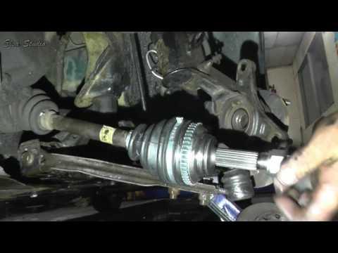 Замена гранаты Chevrolet Aveo