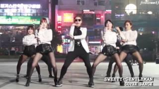 getlinkyoutube.com-Psy   Gentleman Dance Cover By Sweety  Korean Dance Team )
