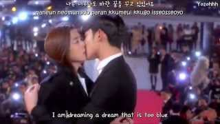 getlinkyoutube.com-Kim Soo Hyun - Promise (약속) FMV (You Who Came from the Stars OST)[ENGSUB + Rom+ Hangul]