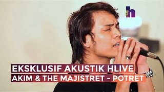 getlinkyoutube.com-[MV] Eksklusif Akustik HLive - Akim & The Majistret - Potret