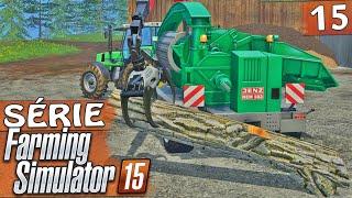 getlinkyoutube.com-Farming Simulator 2015 - Equipamento de Silvicultura