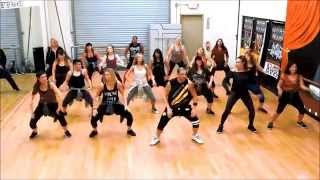 "getlinkyoutube.com-Dance Craze: Too Short ""Shake That Monkey"" choreography by Cesar"