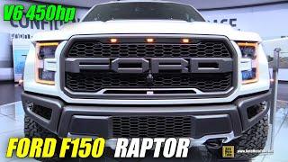 getlinkyoutube.com-2017 Ford F150 Raptor - Exterior and Interior Walkaround - 2016 Detroit Auto Show
