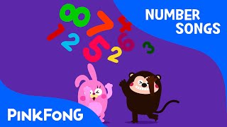 getlinkyoutube.com-Number Shapes | Number Songs | PINKFONG Songs for Children