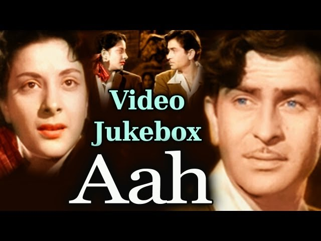 Video: Aah - Songs Collection - Raj Kapoor - Nargis - Lata - Mukesh - Shankar Jaikishan 640x480 px - VideoPotato.com
