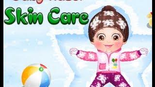 getlinkyoutube.com-Baby Hazel SkinCare - PlayTime Baby Games