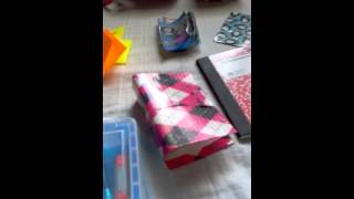 getlinkyoutube.com-AG Doll School Supplies